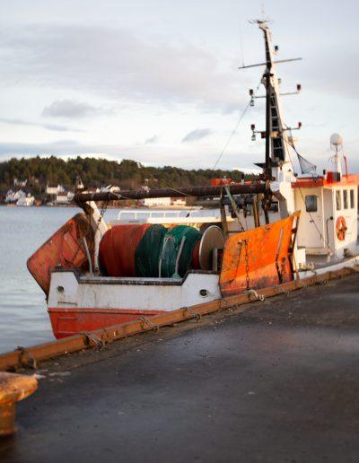 Grimstad walkabout (Burnside 35)