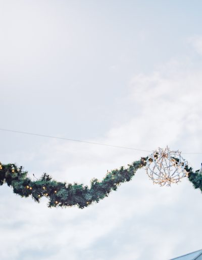 Christmas decorations in Grimstad (Burnside 35)